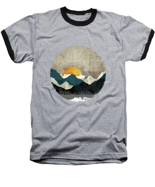 Thaw Baseball T-Shirt by Katherine Smit