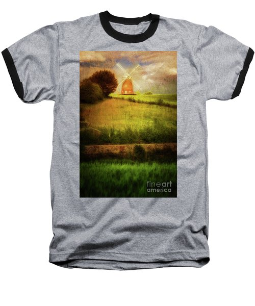 Thaxted Mill Baseball T-Shirt by Jack Torcello