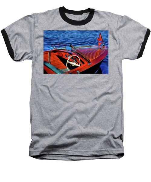 The 1958 Chris Craft Baseball T-Shirt