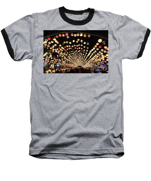 The 2017 Lantern Festival In Taiwan Baseball T-Shirt
