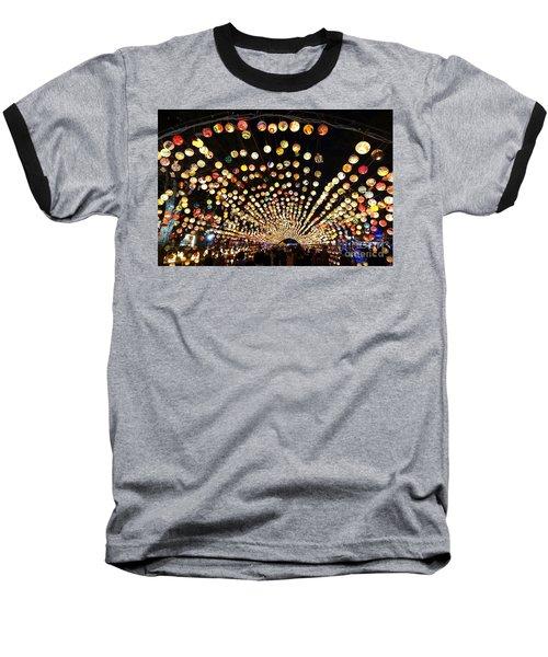 The 2017 Lantern Festival In Taiwan Baseball T-Shirt