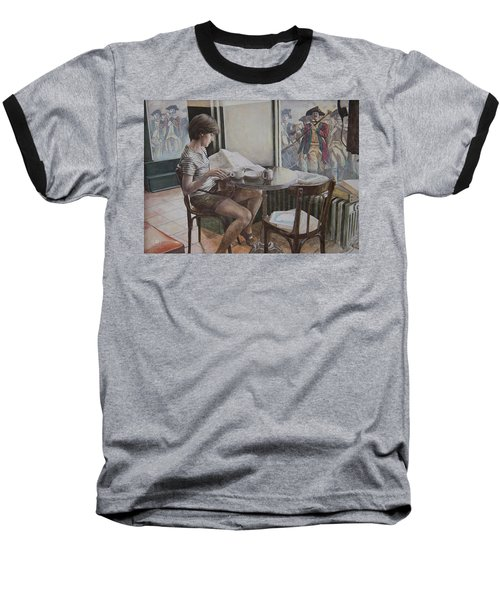 The 4th Of July Baseball T-Shirt