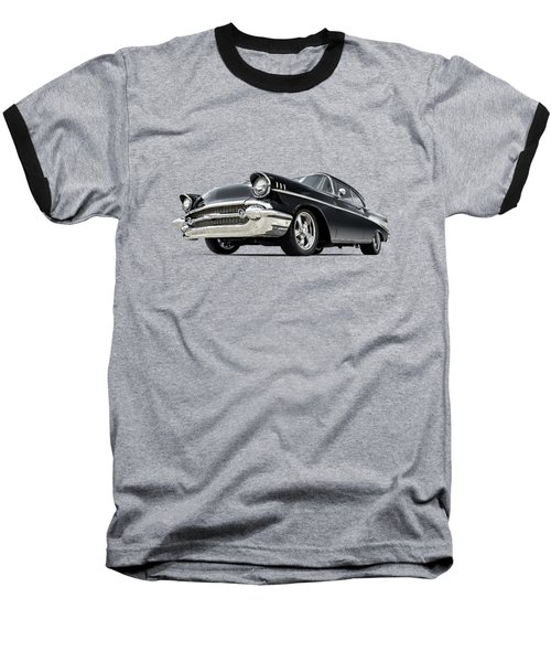 The 57 Chevy Baseball T-Shirt
