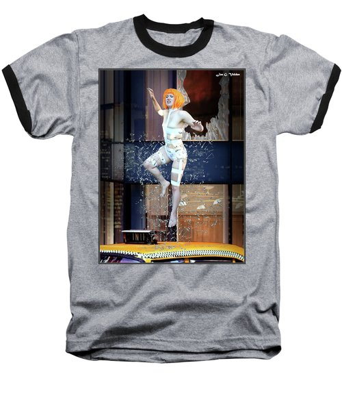 The 5th Element Baseball T-Shirt