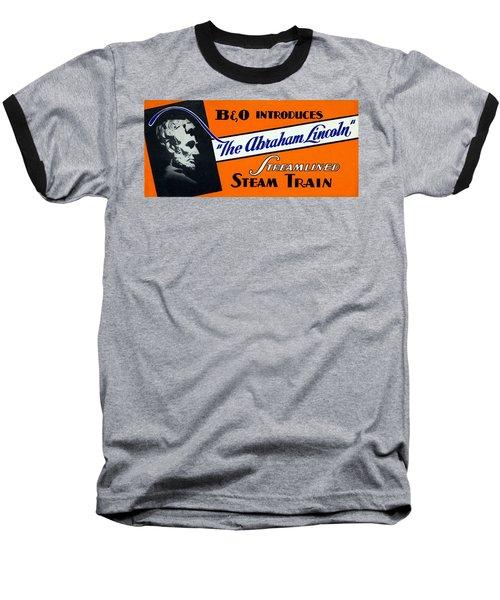 The Abraham Lincoln Baseball T-Shirt