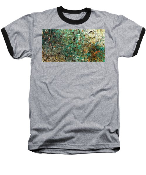 The Abstract Concept Baseball T-Shirt