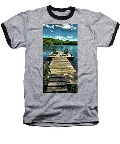 The Adirondacks Baseball T-Shirt