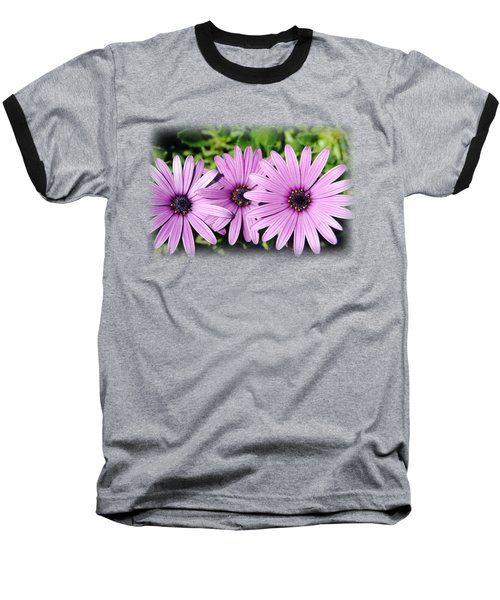 The African Daisy T-shirt 3 Baseball T-Shirt
