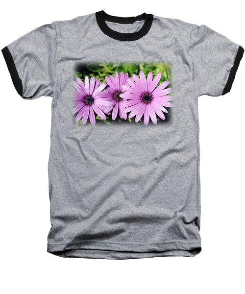 The African Daisy T-shirt 3 Baseball T-Shirt