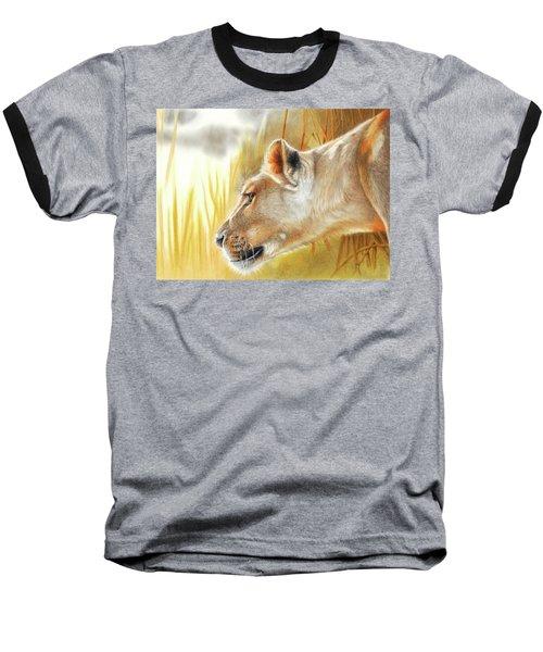 The African Queen Baseball T-Shirt