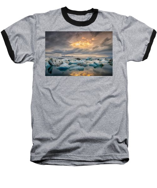 The Afternoon Has Gently Passed Me By Baseball T-Shirt