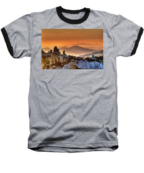 Baseball T-Shirt featuring the photograph The Ahh Moment by Lynn Geoffroy