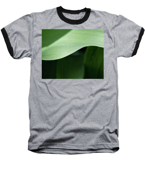 The Allure Of A Curve - Baseball T-Shirt