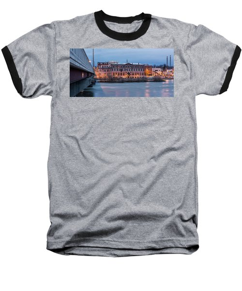 Baseball T-Shirt featuring the photograph The Allure Of Old by Everet Regal