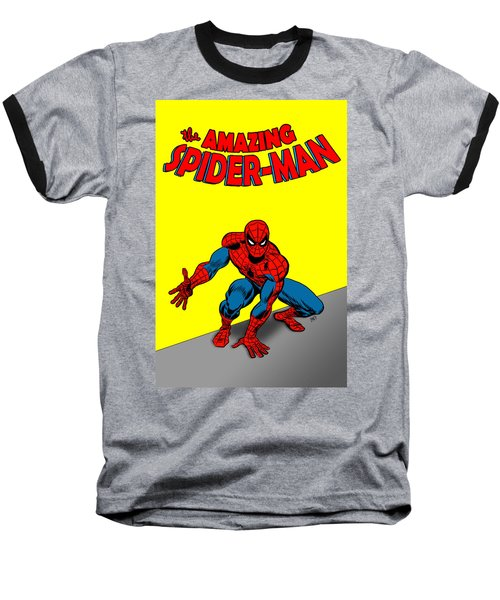 The Amazing Spider-man Baseball T-Shirt