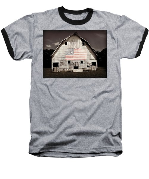 The American Farm Baseball T-Shirt