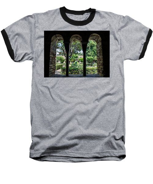 The Ancient Cloister Baseball T-Shirt