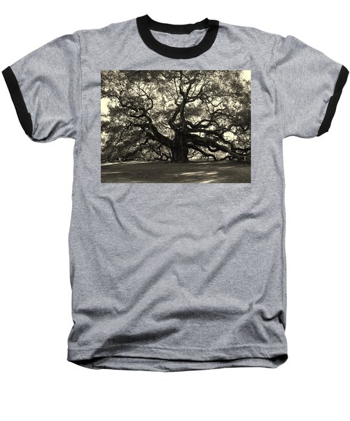 The Angel Oak Baseball T-Shirt