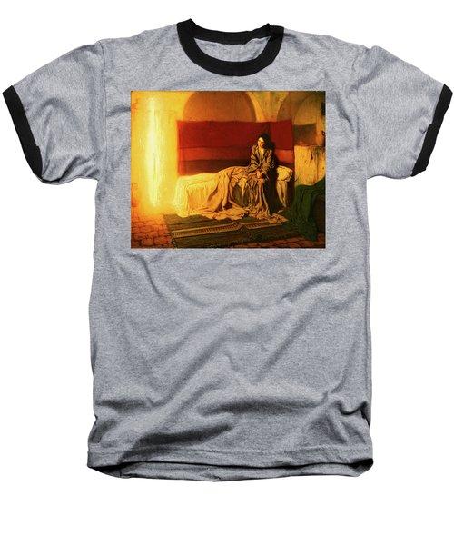 The Annunciation Baseball T-Shirt