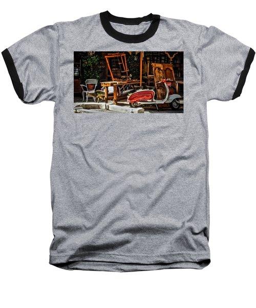 The Antiquarian Baseball T-Shirt