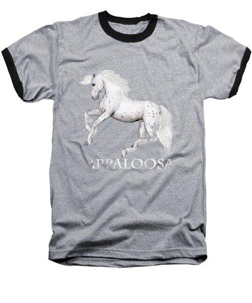 The Appaloosa Baseball T-Shirt