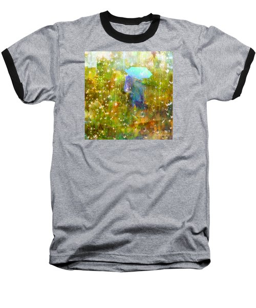 The Approach Of Autumn Baseball T-Shirt
