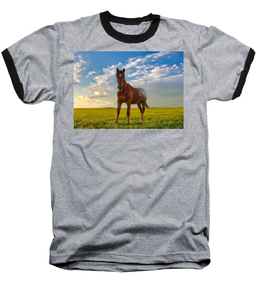 The Appy Baseball T-Shirt