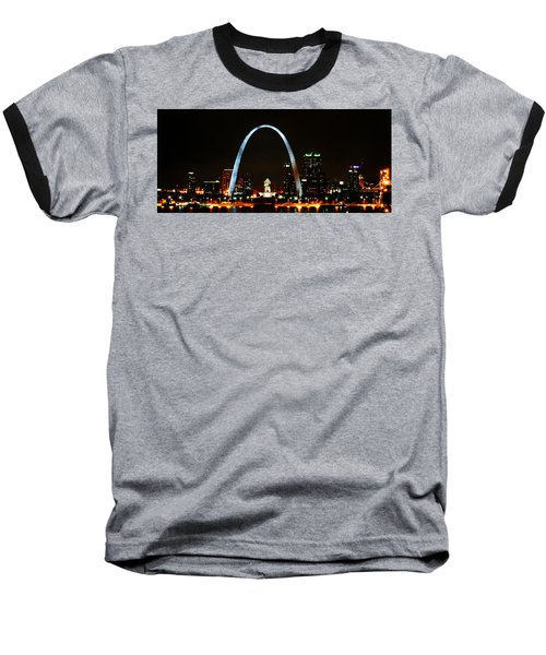 The Arch Baseball T-Shirt by Anthony Jones