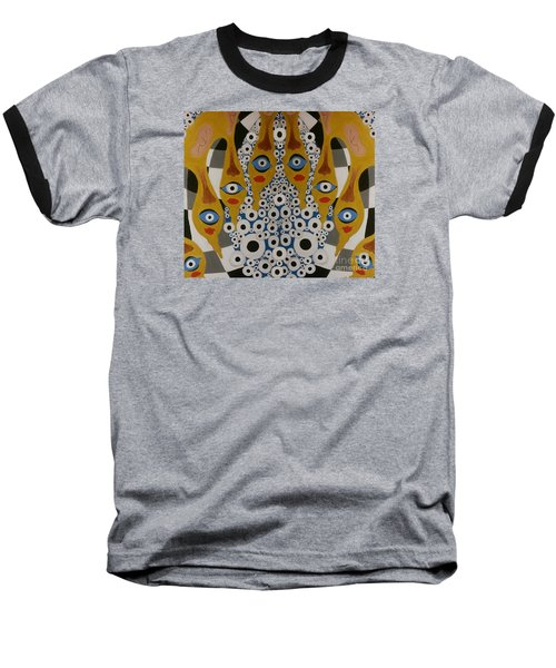 The Arch Of The Eye Baseball T-Shirt