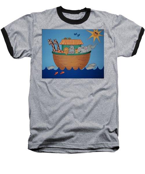 The Ark Baseball T-Shirt