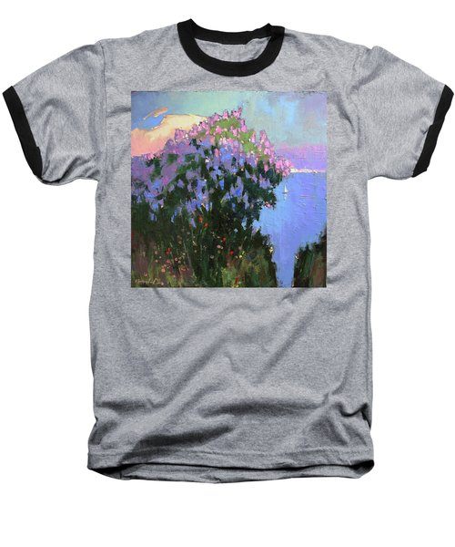 The Aroma Of Wandering Baseball T-Shirt by Anastasija Kraineva
