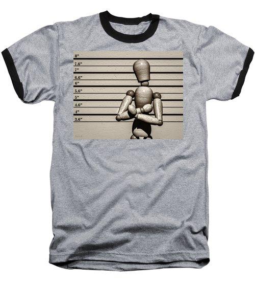 The Arrest  Baseball T-Shirt