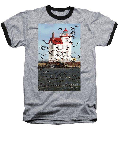 The Arrival Baseball T-Shirt