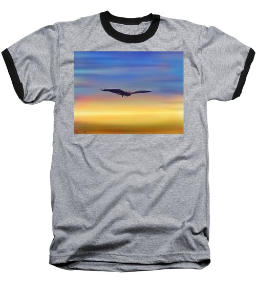 The Art Of Flying Baseball T-Shirt