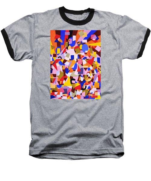 The Art Of Misplacing Things Baseball T-Shirt