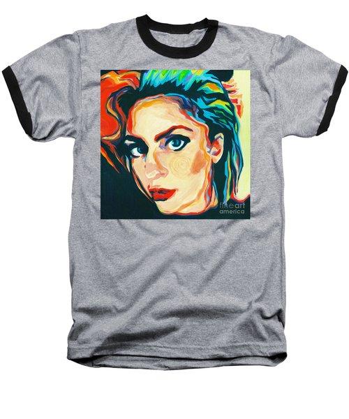 The Artist- Lady Gaga Baseball T-Shirt
