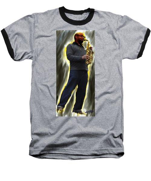 The Artist's Other Baseball T-Shirt