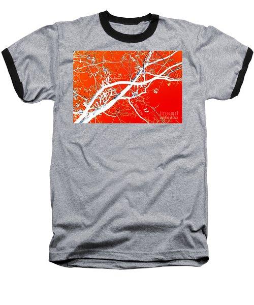 The Asian Tree Baseball T-Shirt