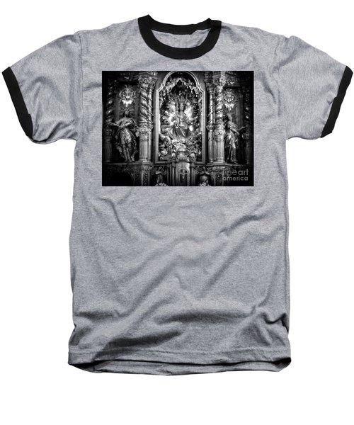 The Assumption Of Mary Pilgrimage Church Baseball T-Shirt