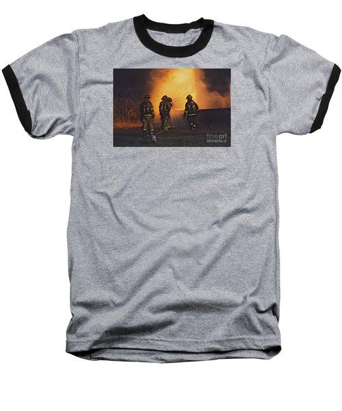 The Attack Baseball T-Shirt