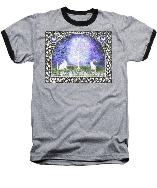 The Attraction Baseball T-Shirt