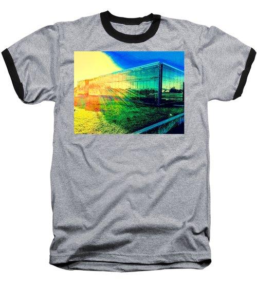 The Aura Of 5.4.7 Gallery Baseball T-Shirt