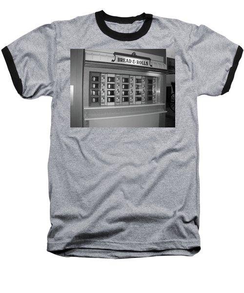The Automat Baseball T-Shirt by John Schneider