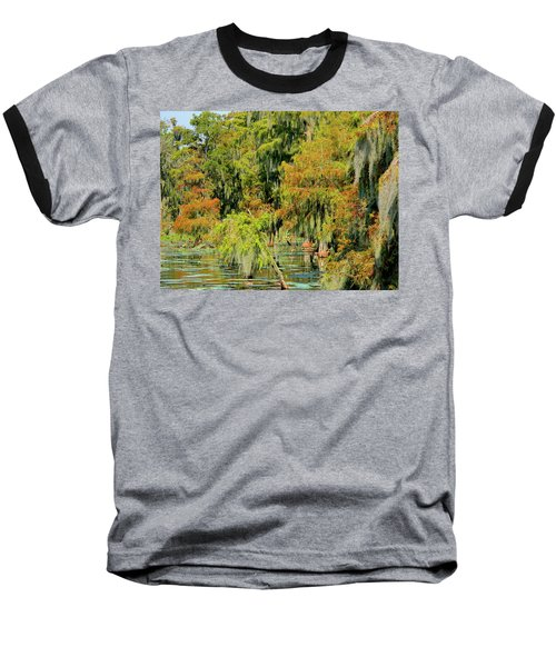The Autumn Cometh Baseball T-Shirt