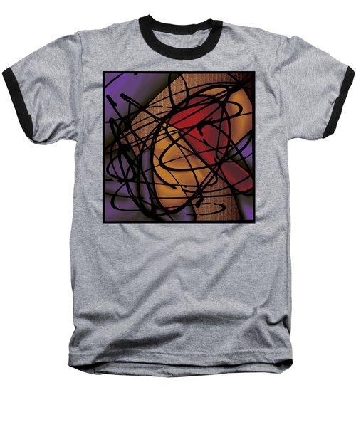 The B-boy As Breaker Baseball T-Shirt