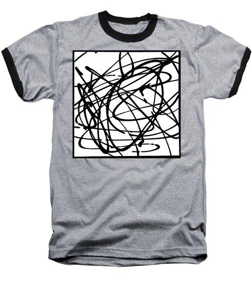 The B-boy As Baseball T-Shirt