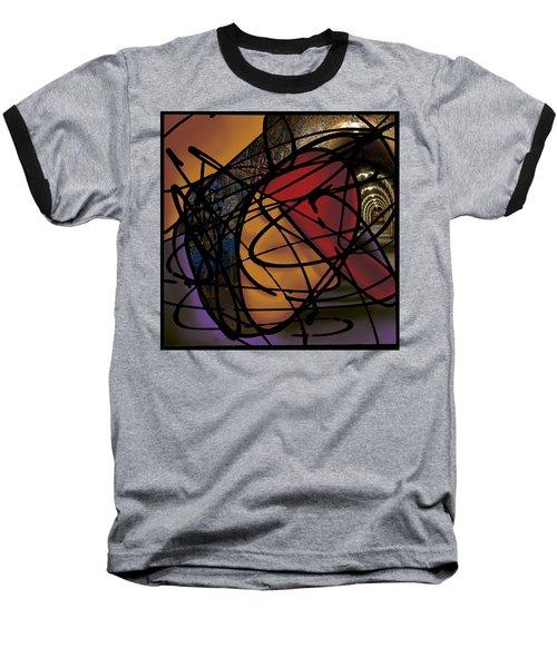 The B-boy As Writer Baseball T-Shirt
