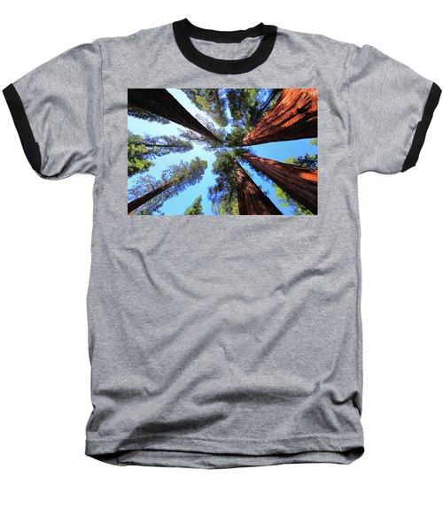 The Bachelor And The Three Graces Baseball T-Shirt