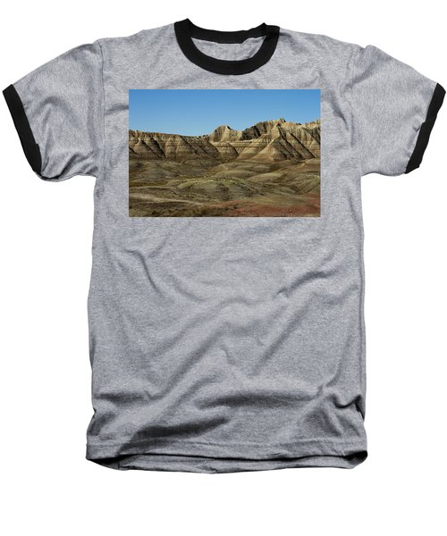 The Bad Lands Baseball T-Shirt
