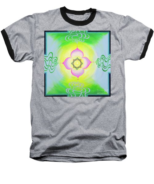 The Bagua Of The Heart Baseball T-Shirt
